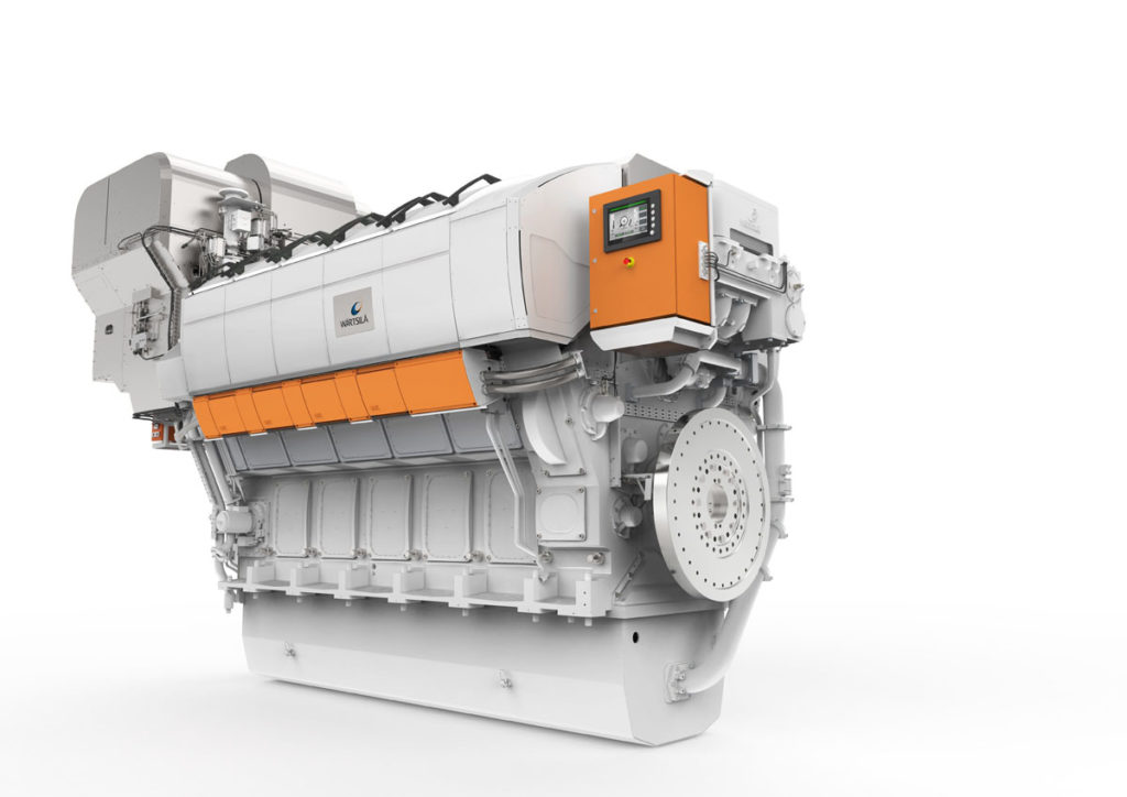 The W‰rtsil‰ 31 engine raises fuel efficiency, fuel flexibility, operational optimization and maintenance intervals to totally new levels that are far beyond anything else currently available.