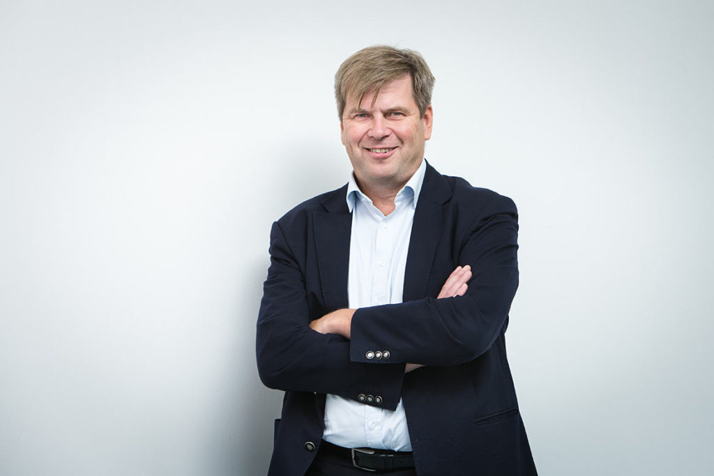"""""""The merger of Vacon and Danfoss has gone extremely well,"""" says Heikki Hiltunen."""