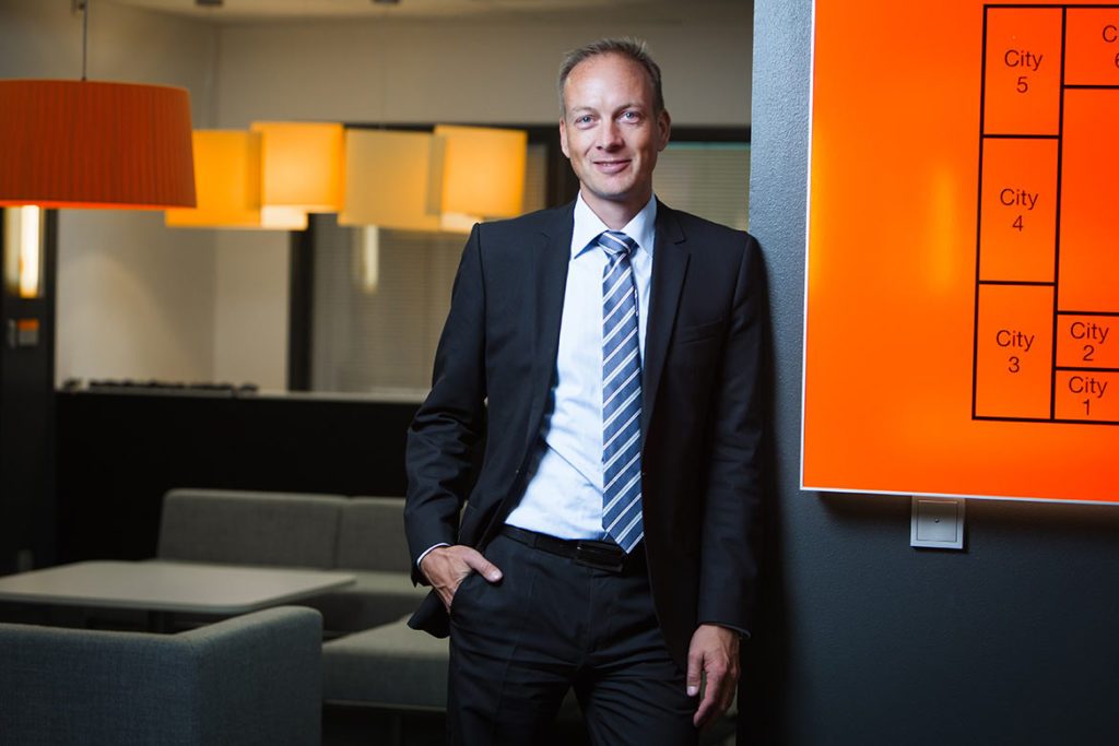 """The Wärtsilä31 is an exertion by the whole company, which not only developed completely new technology for it, but also new working methods and product architecture,"" says Ilari Kallio, Vice President, R&D."