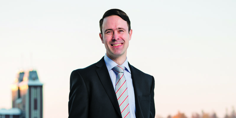 """""""EPV supports the growth in wind power by carrying out systematic measures also in the area of dispatchable electricity generation that are important for the balance of supply and demand,"""" says Frans Liski."""